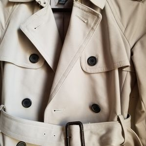 Club Monaco trench jacket